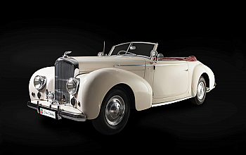 "Tiriac Collection implica modelele Rolls-Royce Phantom III Sports Saloon, Bentley Mark VI si Mercedes-Benz 540K Cabriolet A in editia 2018 a Concursului de Eleganta ""Alla Corte dei Medici"",  Florenta, Italia."