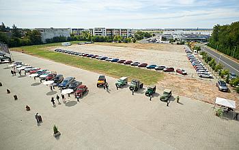 Peste 10.500 de persoane au vizitat expozitia auto unicat, in aer liber,  organizata de Tiriac Collection