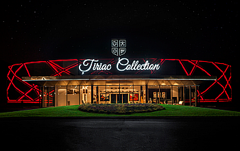O nouă serie de exponate îi așteaptă pe vizitatori la Țiriac Collection