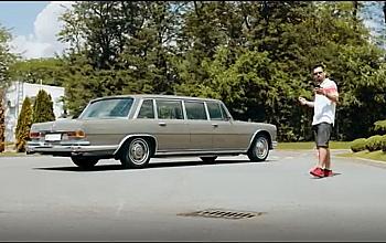 Mercedes-Benz 600 Pullman a fost prezentat de jurnalistii de la Autovantage. Materialul a fost difuzat in iunie 2021.