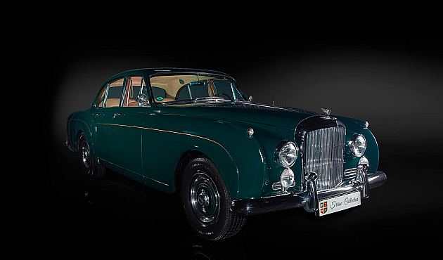 Bentley S2 Continental Flying Spur Saloon