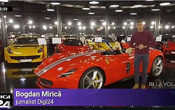 Modelul Ferrari Monza SP2 – prezentat la Digi 24