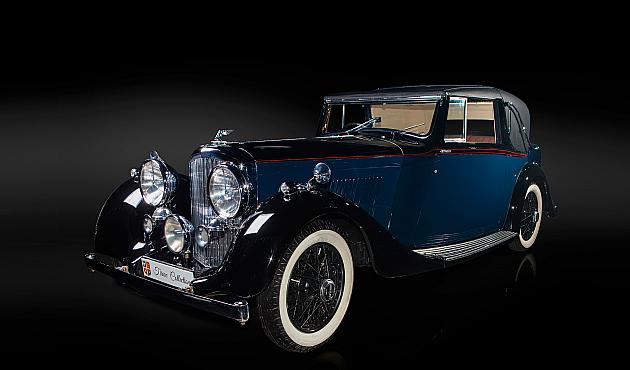 Bentley Derby