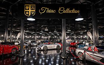 Doua unitati Porsche 911 Speedster din anul 2019, cu povesti si performante puternice, sunt cele mai noi exponate din Tiriac Collection