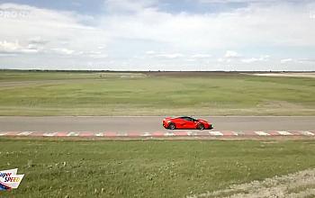 Test drive cu modelele Porsche 918 Spider si La Ferrari F 150 in cadrul emisiunii SuperSPEED, PRO TV